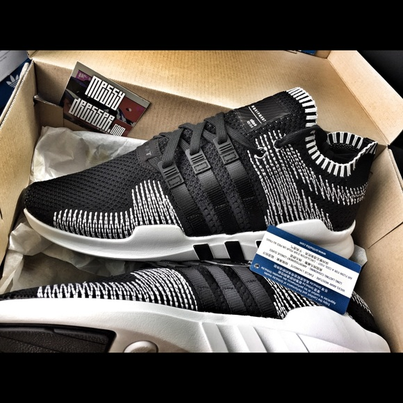 finest selection 10751 c875e DS ADIDAS X EQT SUPPORT FLYKNIT (SIZE 10.5)